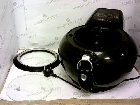Lot 324 TEFAL ACTIFRY GENIUS XL AH960840 HEALTH AIR FRYER, BLACK, 1.7 KG