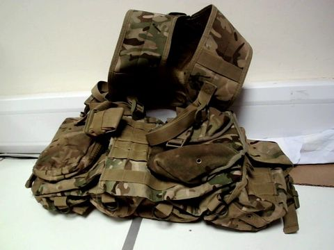 Lot 1048 KOMBAT TACTICA MILITARY STYLE VEST