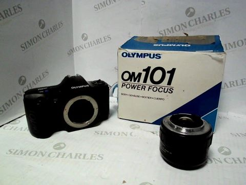 Lot 522 OLYMPUS OM101 POWER FOCUS CAMERA BODY