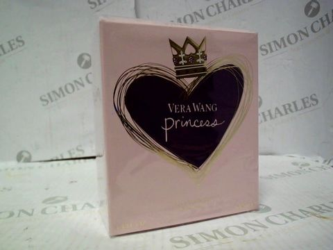 Lot 8095 BRAND NEW AND SEALED VERA WANG PRINCESS EDP 100ML