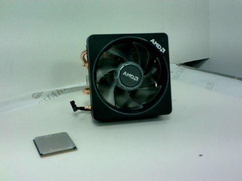 Lot 4198 BOXED AMD RYZEN 7 3RD GEN PROCESSOR PCLE 4.0 READY 3200 X