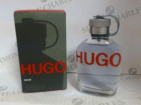 Lot 4652 HUGO BOSS MAN 125ML EDT  RRP £77.99