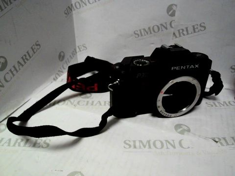 Lot 518 PENTAX P30 CAMERA (NO LENS)