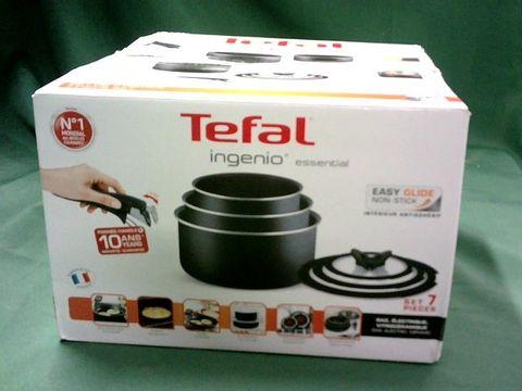Lot 4108 TEFAL INGENIO PAN SET