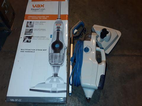 Lot 2455 VAX STEAM FRESH COMBI CLASSIC VACUUM CLEANER