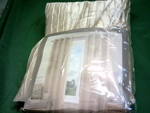 Lot 1061 MIRABEL CURTAINS - 117X229CM