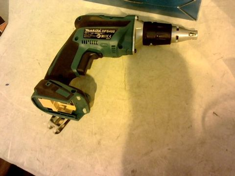 Lot 12182 MAKITA DFS452Z CORDLESS SCREWDRIVER