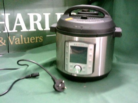 Lot 4067 INSTANT POT DUO EVO PLUS 10-IN-1, 5.7L ELECTRIC PRESSURE COOKER