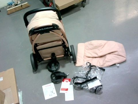 Lot 1025 MY BABIIE BILLIE FAIERS MB200 STROLLER - ROSE GOLD  RRP £294.00