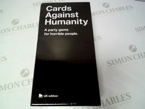 Lot 112 CARDS AGAINST HUMANITY