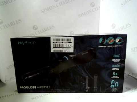 Lot 747 REVAMP PRO GLOSS AIR STYLE DR1200 PROFESSIONAL STYLER RRP £75.00