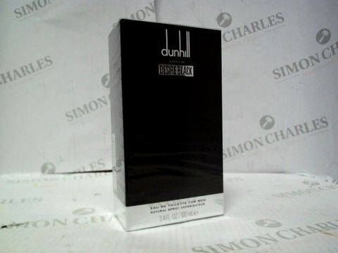 Lot 8098 BRAND NEW AND SEALED DUNHILL DESIRE BLACK EDT 100ML