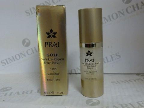 Lot 4660 PRAI 24K GOLD RETINAL+ SERUM 30ML RRP £50.00