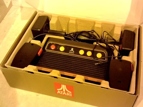 Lot 2112 ATARI FLASHBACK 8 GOLD