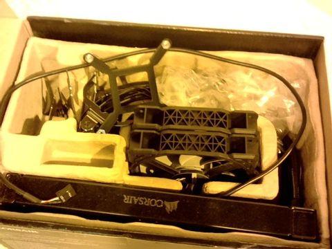 Lot 11650 CORSAIR ICUE H100I PRO XT RGB AOI LIQUID CPU COOLER