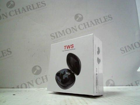 Lot 3064 BOXED TWS TRUE WIRELESS EARPHONES