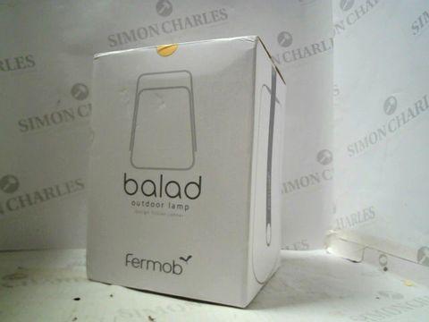 Lot 238 FERMOB BALAD H25 OUTDOOR LIGHT