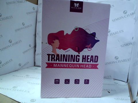 Lot 111 NEVERLAND - TRAINING HEAD MANNEQUIN