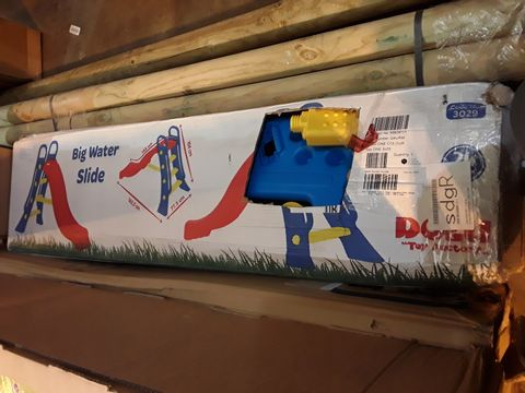 Lot 6021 BOXED BIG WATER SLIDE (1 BOX)