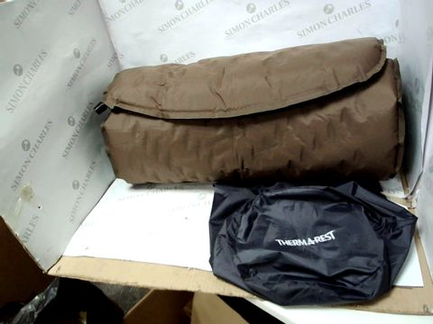 Lot 10323 THERMAREST BLOW UP SINGLE SLEEPING BAG MATTRESS
