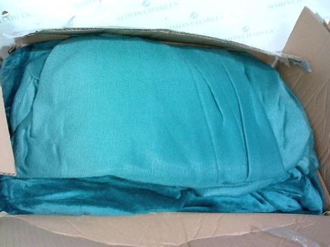 Lot 3325 COZEE HOME DUVET - KING SIZE TEAL