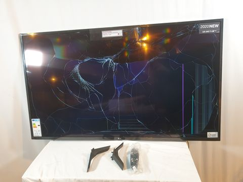 Lot 779 LG THINQ 55UN73 55 INCH 4K UHD SMART TELEVISION