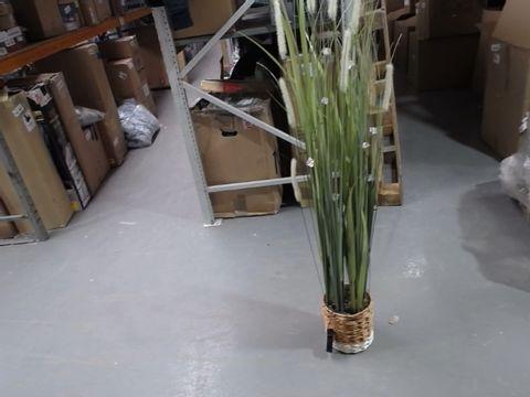 Lot 4076 LED ILLUMINATED SETA GRASS - NATURAL