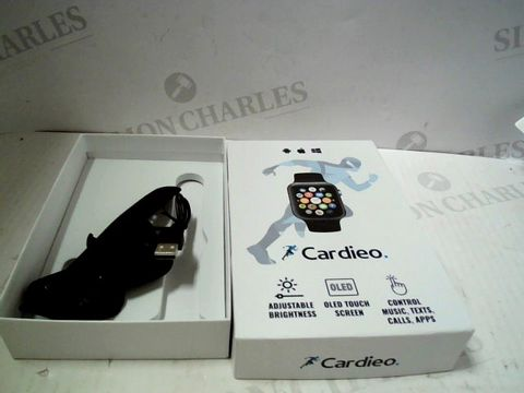 Lot 3124 CARDIEO FITNESS MONITOR