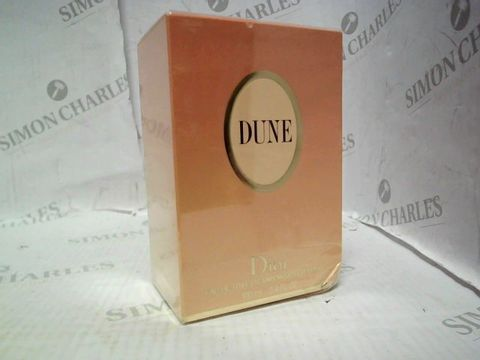 Lot 5007 BRAND NEW AND SEALED DIOR DUNE EDT 100ML