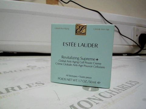 Lot 8183 ESTEE LAUDER REVITALIZING SUPREME