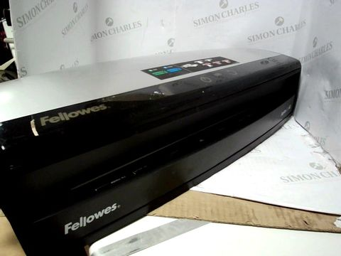 Lot 863 FELLOWES JUPITER 2 A3 LAMINATOR