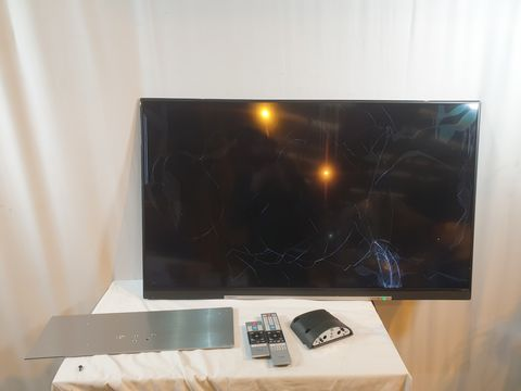 Lot 794 UNBOXED TOSHIBA 49TL7A63DB 49 INCH 4K ULTRA HD HDR SMART TV