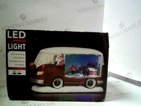 Lot 8455 BOXED LED LIGHT