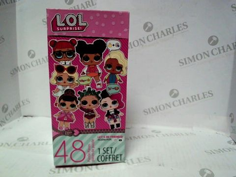 Lot 30 LOL SURPRISE! 1 SET