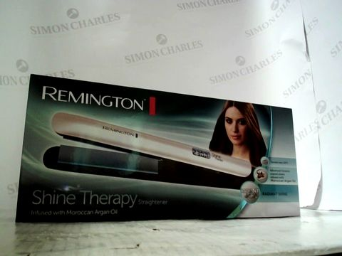 Lot 3309 REMINGTON SHINE THERAPY HAIR STARIGHTENER