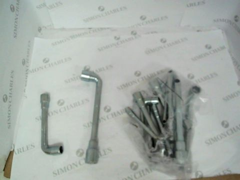 Lot 12006 COGEX 3753 SOCKET WRENCHES OPEN