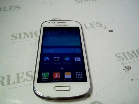Lot 7305 SAMSUNG GALAXY ANDROID SMARTPHONE