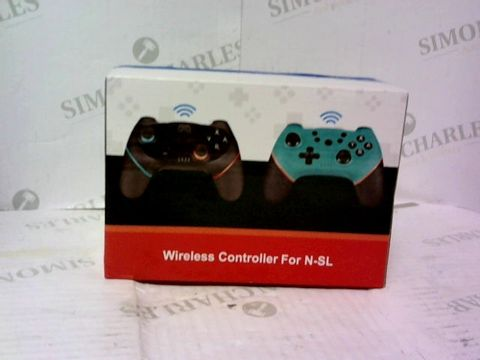 Lot 600 DISWOE ET12901 VIDEO GAME CONTROLLER