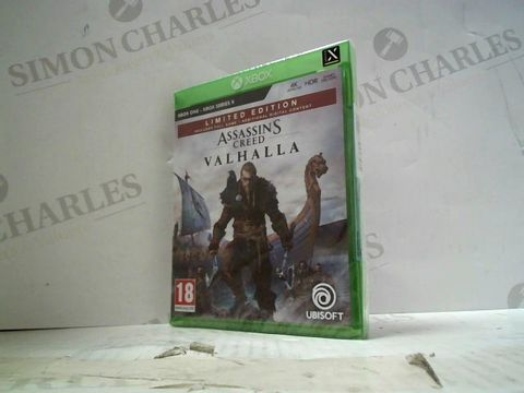 Lot 23 ASSASSIN'S CREED: VALHALLA  XBOX ONE GAME