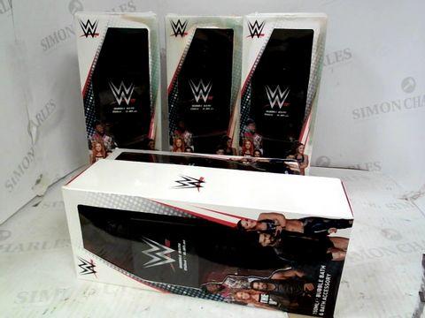 Lot 259 BOX OF APPROXIMATELY 18 WWE 350ML BUBBLE BATH