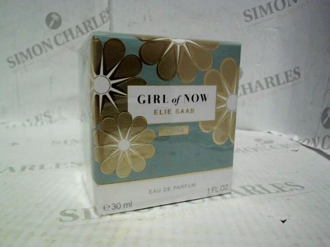 Lot 5037 BRAND NEW AND SEALED ELIE SAAB GIRL OF NOW SHINE EDP 30ML