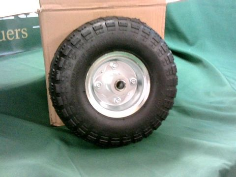 Lot 1313 SET OF 4 SMALL TIRES (APPROX. 27CM)