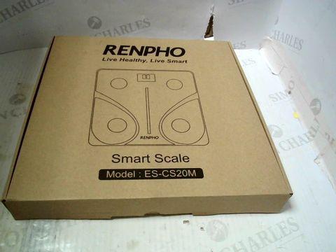 Lot 4041 RENPHO SMART SCALE ES-CS20M
