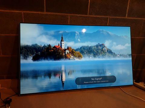 """Lot 120 LG OLED55B7V OLED HDR 4K ULTRA HD SMART TV, 55"""""""