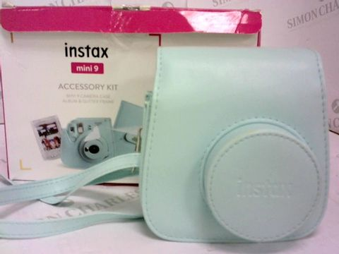 Lot 41 FUJIFILM INSTAX MINI CAMERA CASE RRP £39.00