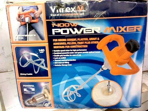 Lot 406 VIRTEX 1400W POWER MIXER