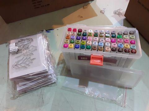 Lot 84 INK LILY PEN SET