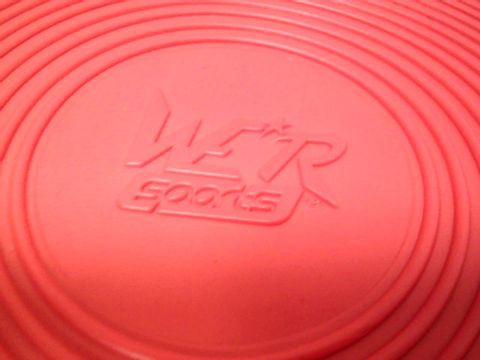 Lot 109 WE R SPORTS EXERCISE BALANCE BOARD