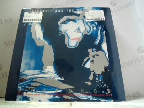 Lot 145 LOT OF 10 ASSORTED VINYL RECORDS TO INCLUDE; SIOUXSIE AND THE BANSHEES, FAITH NO MORE, TOM WAITS ETC