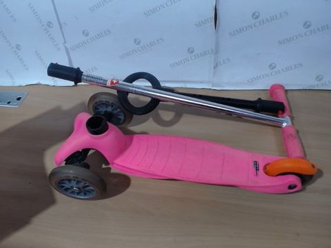 Lot 1063 BOXED MINI MICRO TRICYCLE